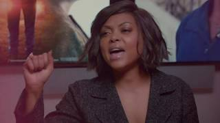 "A Conversation with Taraji P. Henson, ""The Best of Enemies"""