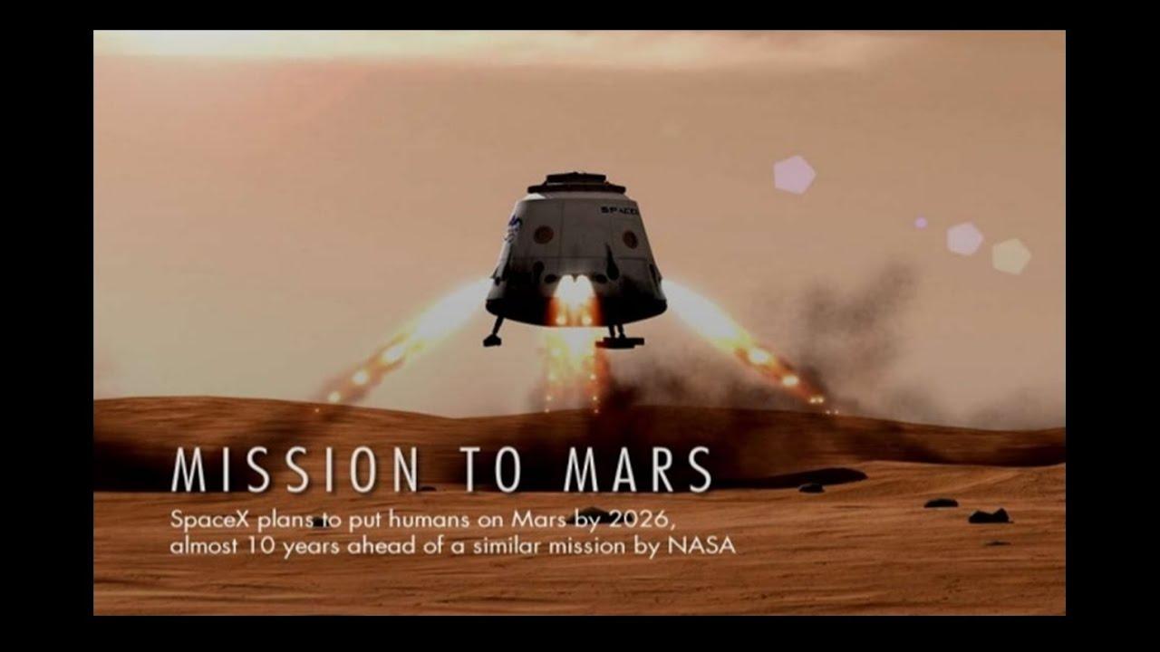 spacex mars landing update - photo #27