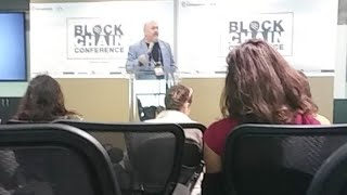 Former Counterintelligence Agent -Blockchain Conference