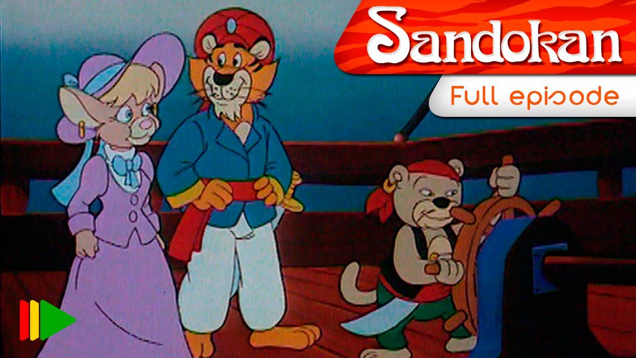 Sandokan - 11 - Mompracem in Danger