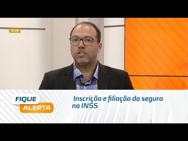 Meu INSS: Inscrição e filiação do seguro no INSS