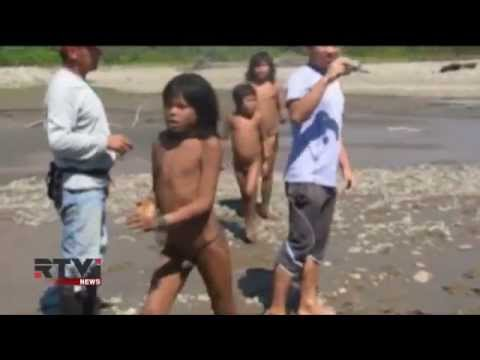 Джунгли амазонки племени секса