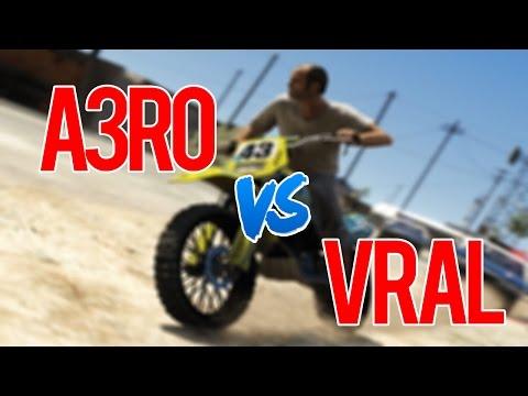 A3RO vs VRAL SESSAO PUB (PS4)