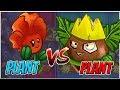 Coco Loco vs Poppin Poppies - Plants vs Zombies Heroes