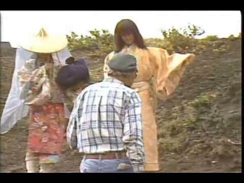 阿蘇山 野村萬斎17歳を宮崎美子が手を取って!『乱』黒澤明
