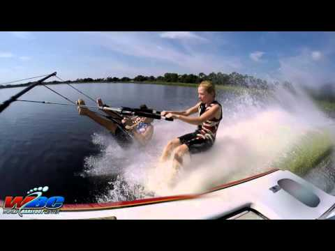 Epic Barefoot Waterski Fails and Scorpions!