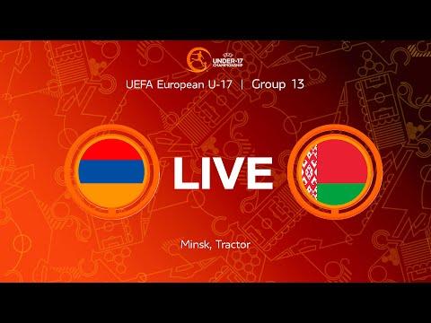 LIVE   Armenia-U17 — Belarus-U17