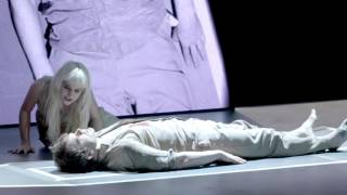 Life on Mars from Lazarus Musical (Sophia Anne Caruso) live at the King