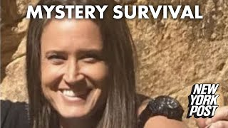 Officials question story of Holly Courtier's rescue from Zion National Park | New York Post