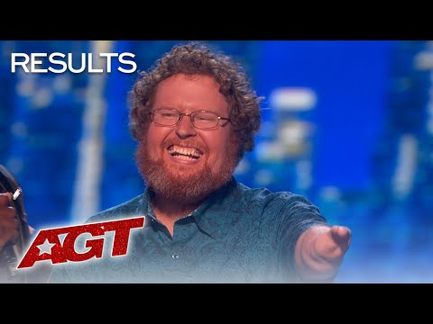 The Moment Ryan Niemiller Got 3rd Place On AGT - America's Got Talent 2019