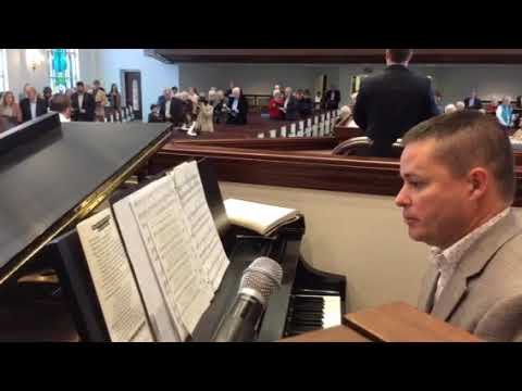 Crown Him With Many Crowns (Closing Hymn) Piano: Ryland Brown 11/25/18