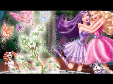 D couvre barbie la princesse et la popstar avec musique youtube - Barbie la princesse et la pop star ...