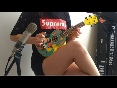 Kelly Bennett - Rock-N-Roll, ukulele style.