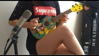 Sweet Child O' Mine (UKULELE SLASH Solo) - OverStyle