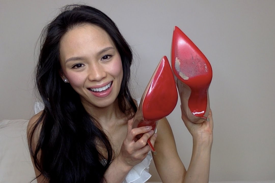 Christian Louboutin | How To touch up