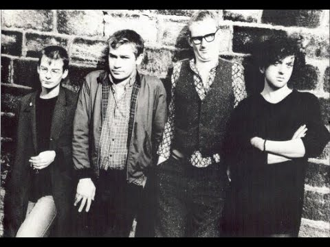 BOGSHED - Live At Twang Clubbe (Preston / UK) 28 August 1985