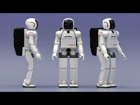 Top 10 Most Advanced Robots Humanoids 2014