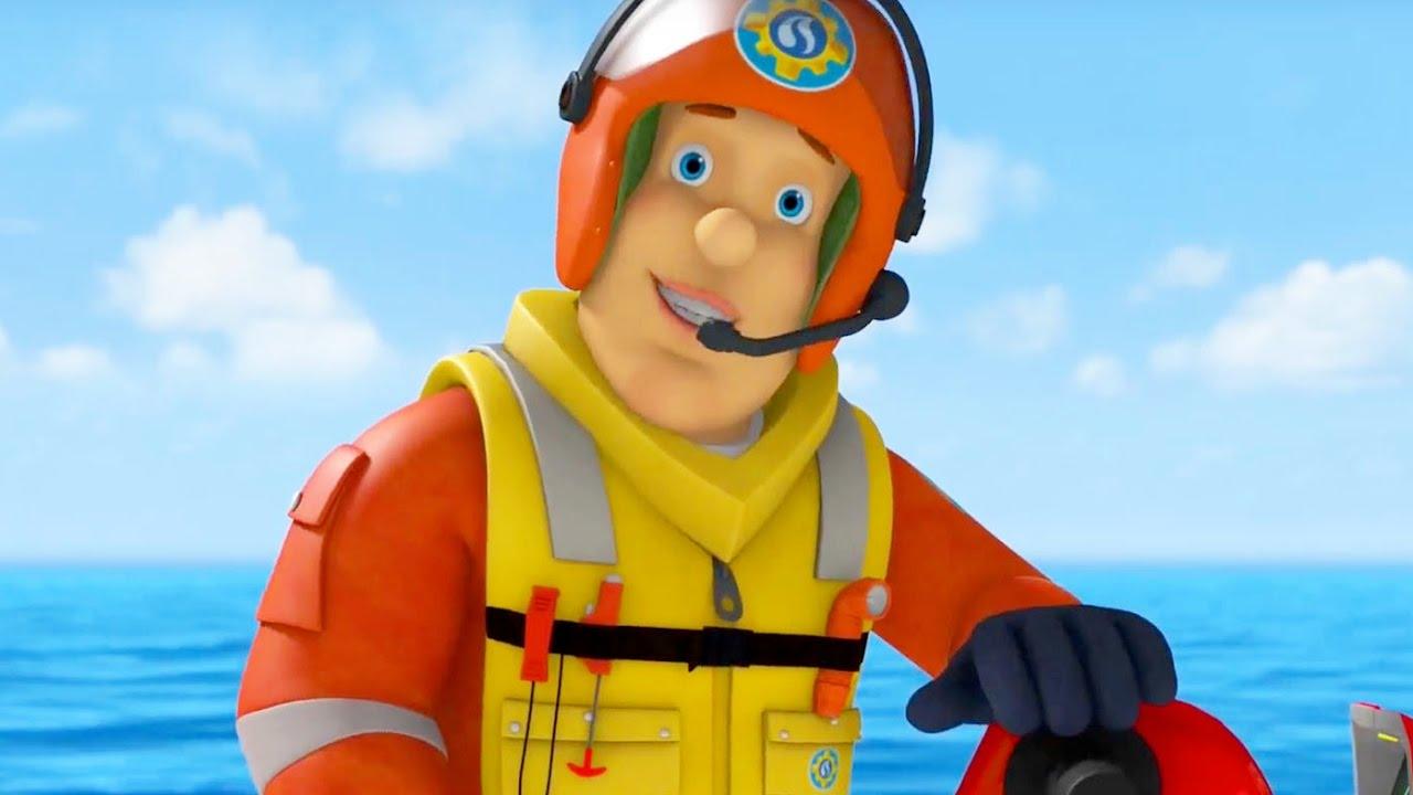 Sam le pompier en francais 50 minutes de sam - Same le pompier francais ...