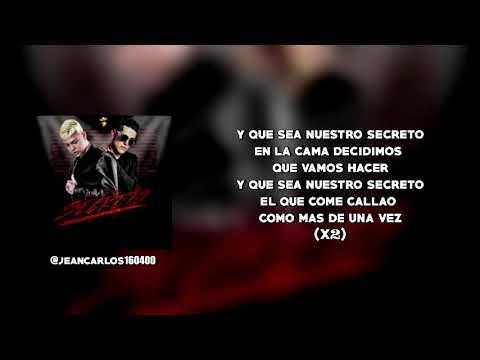 Secreto (Letra) - Lenny Tavarez Ft Noriel