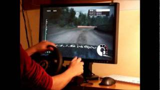 DiRT 3 900º Gameplay