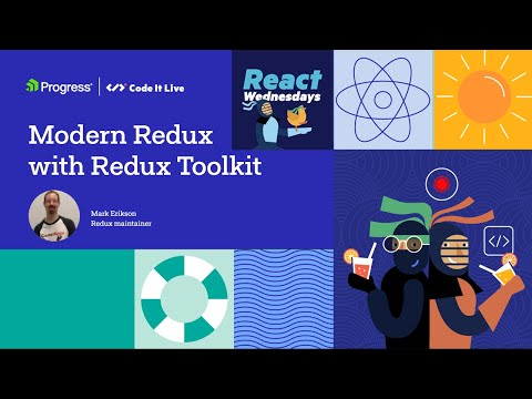 Modern Redux with Redux Toolkit