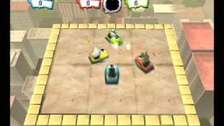 Rayman Raving Rabbids 2 ALL Minigames 1/8