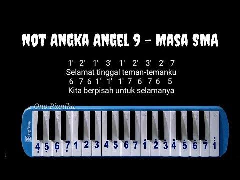 Not Pianika Angel 9 - Masa SMA
