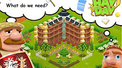 Hay Day Hotels - Part 1 - Lets Build One