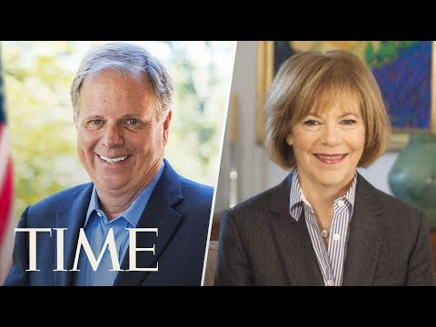Doug Jones And Tina Smith Are Sworn Into The U.S. Senate, Narrowing GOP Majority | LIVE | TIME