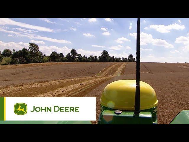 John Deere | T Series: Connected Combine