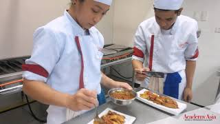 Cookery Class at Academy Asia