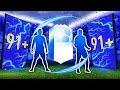 NIEBIESKI WALKOUT +91! MILION ZYSKU Z PACZEK ZA ELITĘ 1! FIFA 18 ULTIMATE TEAM