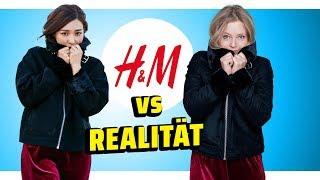 Die H&M Herbstkollektion 2018 ist da! I Werbung VS Realität mit Tommy Toalingling