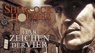 Sherlock Holmes Das Zeichen der Vier (1983) [Thriller]   ganzer Film (deutsch)