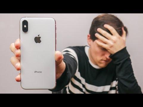El patético problema del iPhone Xs