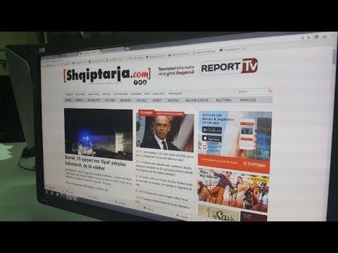 Shqiptarja me imazh të ri, një Homepage ndërtuar nga lexuesit
