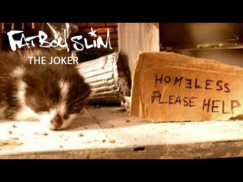 The Joker by Fatboy Slim (High res / Official video)