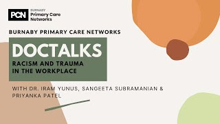 Doc Talks - Racism and Trauma