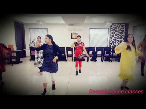 Saat samundar par mein tere Divya Bharti  Dance Choreography by Deepak Dance calsses
