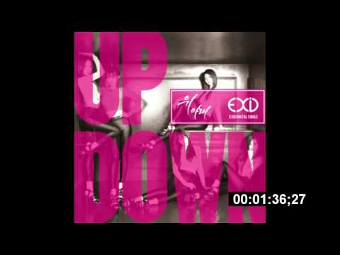 [MR Removed/Acapella] EXID - Up & Down