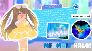 HOW TO GET THE MERMAID HALO!!! + New update! // Roblox Royale High *READ PINNED COMMENT*