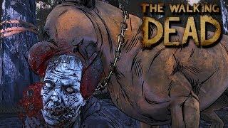The Walking Dead The Final Season Gameplay German - Dog Vs. Zombie