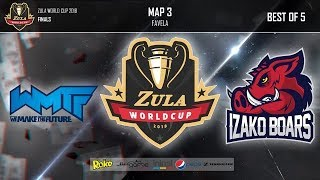 WE MAKE THE FUTURE vs IZAKO BOARS | Map 3 | Zula World Cup 2018 - FINALS Bo5