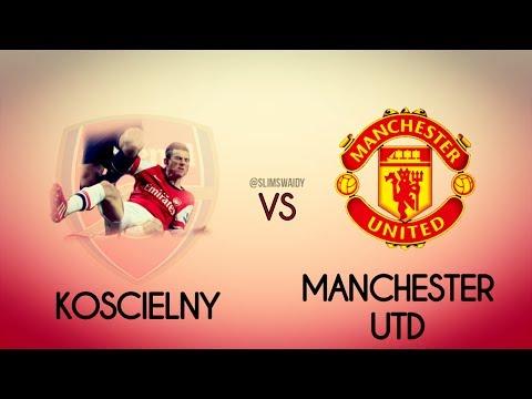 Koscielny vs Man Utd - 12/02/14
