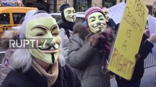 USA  Anonymous demand Trump appoint John McAfee as cybersecurity chief