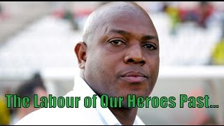 An Ode to Stephen Keshi and Our Story of Misplaced Honour