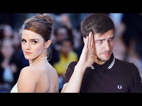 Эмма Уотсон (Emma Watson) в эротических фото сетах и
