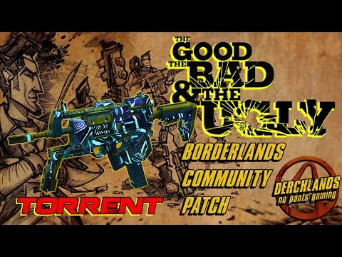 Borderlands 2 Community Patch: TGtBatU the...