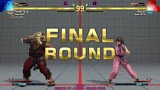 [SFVAE] TROLL - S01D13 - Grand Final - [W] Pincou vs [L] ToniO-TS10 - Game 02