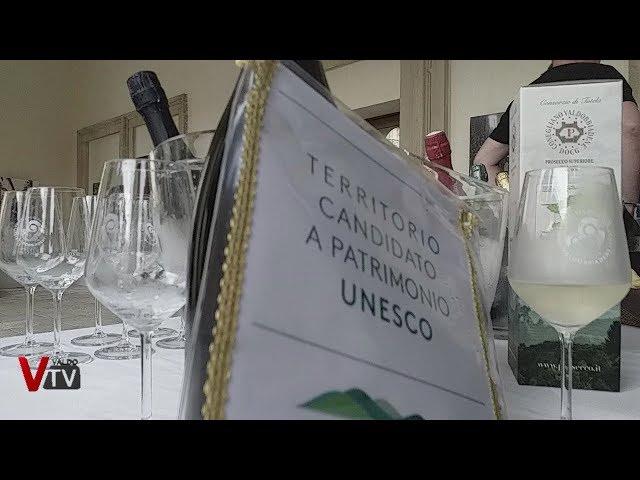 Patrimonio Unesco per le colline Conegliano-Valdobbiadene